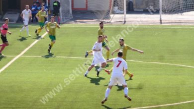 Calcio Eccellenza Coppa Italia: Finale - Canelli
