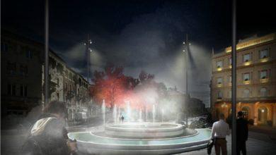 progetto per piazza Italia