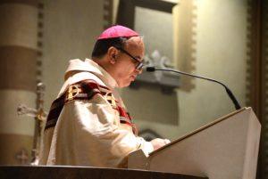 mons. Marco Brunetti vescovo di Alba