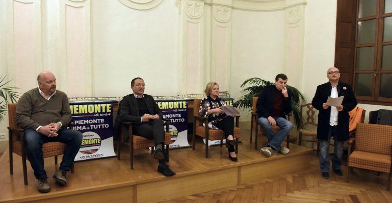 """""""Il Piemonte nel cuore"""", elezioni"""