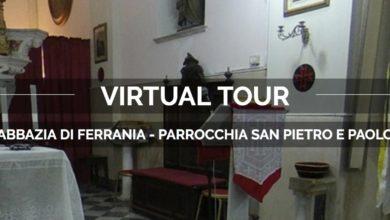 Virtual tour Abbazia di Ferrania – Parrocchia San Pietro e Paolo