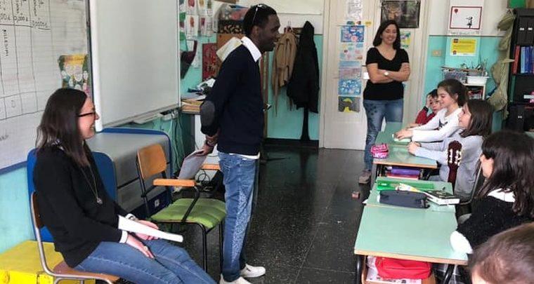Masone: i migranti a scuola raccontano le loro storie