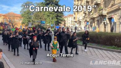 Acqui Terme - Alcune immagini del carnevale 2019 (VIDEO)