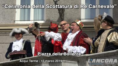 """Acqui Terme - """"Cerimonia della Scottatura di Re Carnevale"""""""