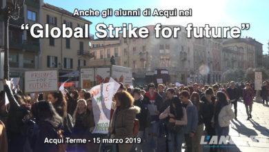 Acqui Terme - Global Strike for future (VIDEO)