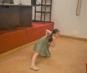 la danza all'Unitre acquese