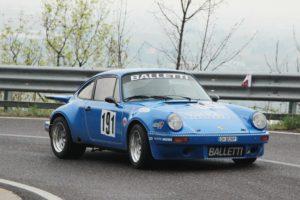 Balletti Motorsporte, rally auto storiche