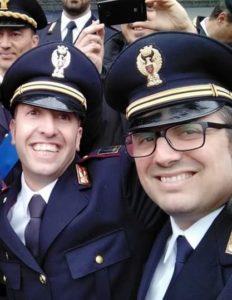 Antonio Fiore e Marco Gastaldi
