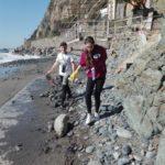 Alunni del Montalcini guardiani della costa