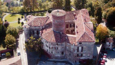 Castello di Rocca Grimalda (foto Mark Cooper)