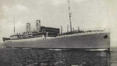 piroscafo, 1948