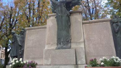 Ovada, monumento ai Caduti