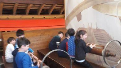 Campo: gli alunni della IV in visita al Museo del Mare