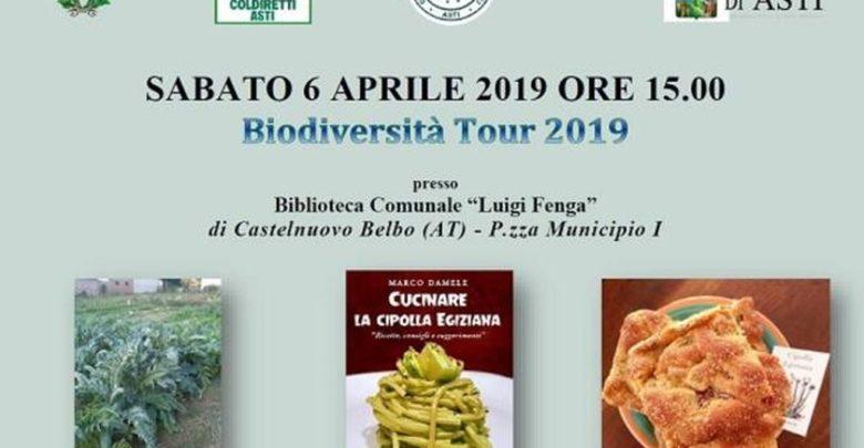 """""""Biodiversità Tour"""" a Castelnuovo Belbo"""
