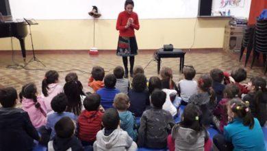 Photo of Scuola Infanzia: bambini in biblioteca a Rossiglione