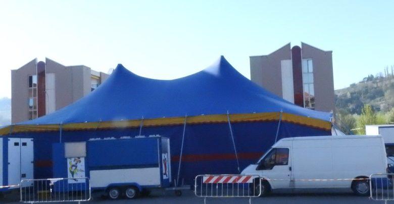 È arrivato il circo Forstner ad Acqui Terme