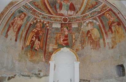 Alla riscoperta di antichi affreschi in Valle Bormida