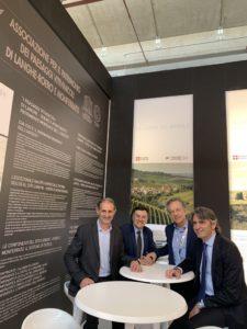 Patto di collaborazione tra i Paesaggi vitivinicoli di Langhe-Roero e Monferrato e la Città di Verona