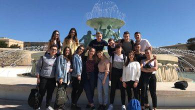 Alberghiera, gli allievi al termine del tirocinio maltese
