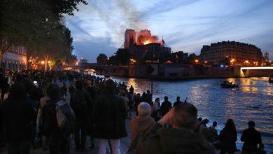 Photo of Cesare Nosiglia e l'incendio di Notre Dame