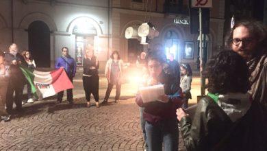 """Photo of """"Fiaccolata della Resistenza"""""""