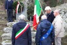 """Tiglieto: deposta corona in memoria del partigiano """"Luca"""""""