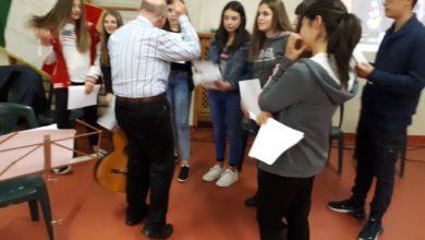 Photo of A Castelletto d'Orba gli alunni intervistano  quattro partigiani