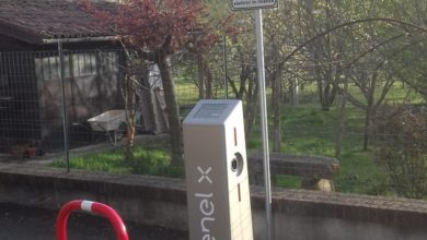Installate a Mornese tre colonnine di ricarica per auto elettriche