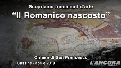 """Photo of Cassine domenica 14 aprile: scopriamo frammenti d'arte con """"Il Romanico nascosto"""" (video)"""