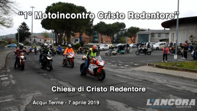 Photo of Si è svolto domenica 7 aprile, 1º Motoincontro Cristo Redentore (VIDEO – GALLERY)