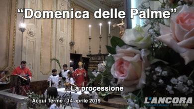 Domenica delle Palme - La processione ad Acqui Terme (VIDEO)