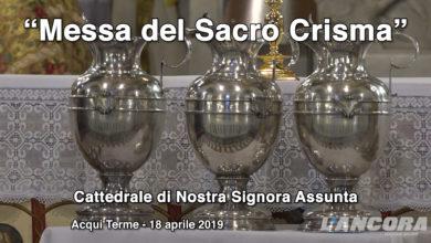 Diocesi di Acqui - Messa del Sacro Crisma