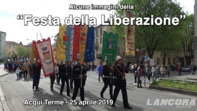 """Acqui Terme - Alcune immagini della """"Festa della Liberazione"""""""