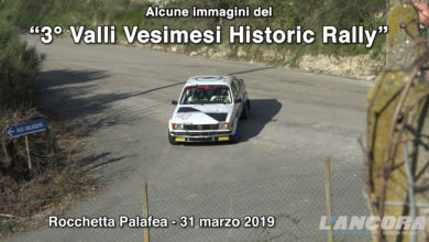 Rocchetta Palafea - 3° Valli Vesimesi Historic Rally (VIDEO)