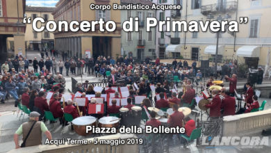 Acqui Terme - Concerto di Primavera 2019 (VIDEO)