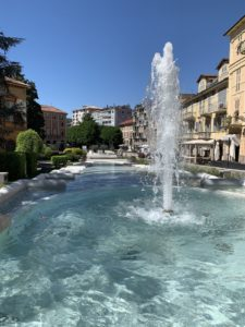 Acqui-Fontana delle ninfee