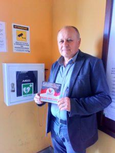 Cossano Belbo il sindaco Mauro Noè