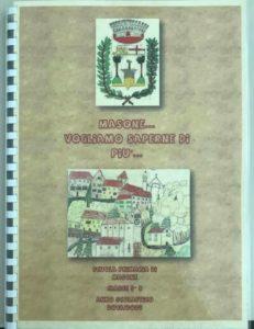Masone scuola ricerca storica