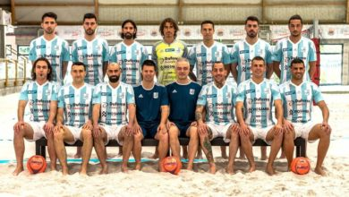 Beach Soccer – partnership fra Bragno ed Entella