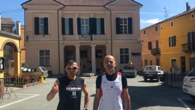 Prove di percorso alla Alto Monferrato Wine Race