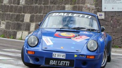 Balletti Motorsport: un quartetto per il Rally Campagnolo