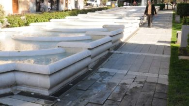 Photo of Stop alle perdite d'acqua della Fontana delle Ninfee
