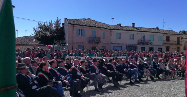 """""""Alpini in Langa 2019"""" un grande successo a Castiglione Tinella"""