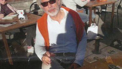 Lo scrittore Giancarlo Repetto e i suoi libri ad Ovada