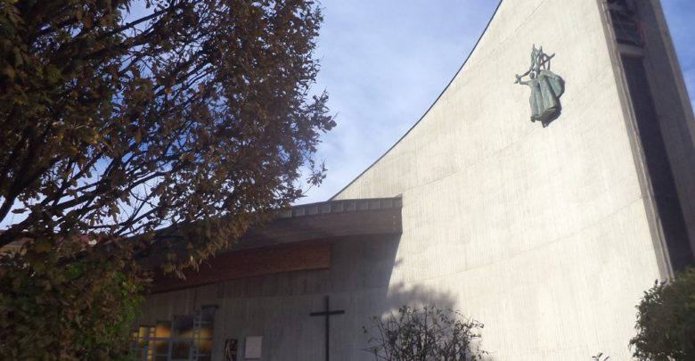 25° anniversario del Santuario di San Paolo della Croce