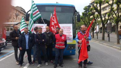 I dipendenti Saamo scioperano di nuovo per la difesa del posto di lavoro