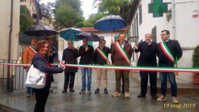 Ricaldone: dopo la recente ristrutturazione, inaugurata piazza Culeo
