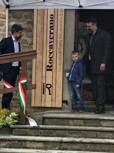 """Roccaverano, inaugurata la """"Scuola della Roccaverano"""""""