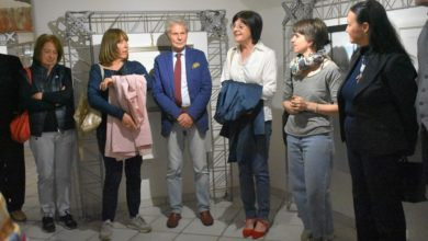 "Photo of La mostra ""Tre soci"" del ""Circolo Ferrari"""