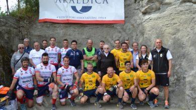 Photo of Pallapugno, l'Araldica Pro Spigno vince contro l'Acqua S. Bernardo Cuneo per 11 a  10